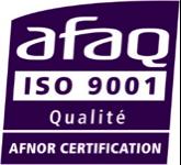 laboratoire de métrologie AFAQ ISO 9001
