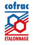 laboratoire de métrologie Cofrac